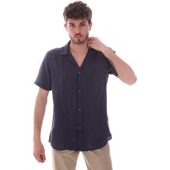 Odjeća Muškarci  Košulje kratkih rukava Sseinse CE588SS Plava