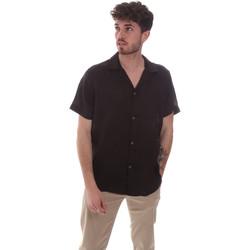 Odjeća Muškarci  Košulje kratkih rukava Sseinse CE588SS Crno