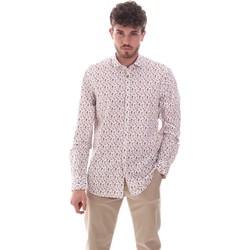 Odjeća Muškarci  Košulje dugih rukava Sseinse CE620SS Bijela