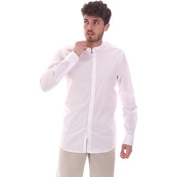 Odjeća Muškarci  Košulje dugih rukava Sseinse CE639SS Bijela
