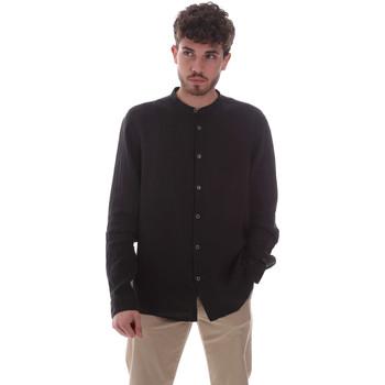 Odjeća Muškarci  Košulje dugih rukava Sseinse CE643SS Crno