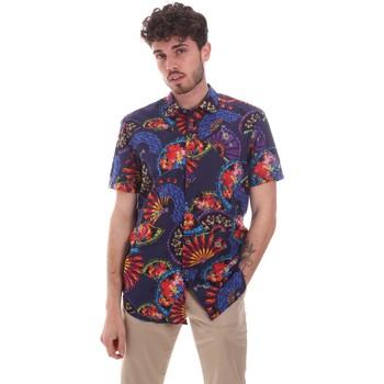 Odjeća Muškarci  Košulje kratkih rukava Sseinse CE665SS Plava