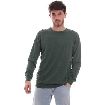 Odjeća Muškarci  Puloveri Sseinse ME1836SS Zelena