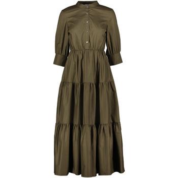 Odjeća Žene  Duge haljine Gaudi 111FD15056 Zelena