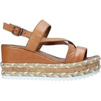 Obuća Žene  Sandale i polusandale Bueno Shoes 21WQ6002 Smeđa