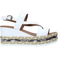 Obuća Žene  Sandale i polusandale Bueno Shoes 21WQ6002 Bijela