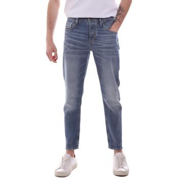 Odjeća Muškarci  Traperice ravnog kroja Antony Morato MMDT00251 FA750302 Plava