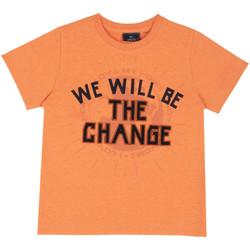 Odjeća Djeca Majice kratkih rukava Chicco 09067318000000 Naranča