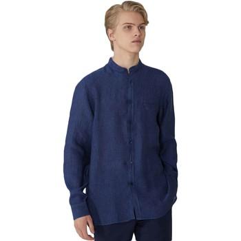 Odjeća Muškarci  Košulje dugih rukava Trussardi 52C00154-1T002248 Plava
