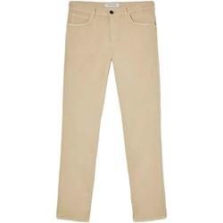 Odjeća Muškarci  Hlače s pet džepova Trussardi 52J00007-1T005015 Bež