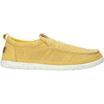 Obuća Muškarci  Slip-on cipele Wrangler WM11142A Žuta boja