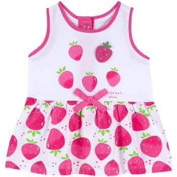 Odjeća Djevojčica Kratke haljine Chicco 09003810000000 Ružičasta