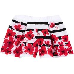 Odjeća Djevojčica Bermude i kratke hlače Chicco 09052954000000 Bijela