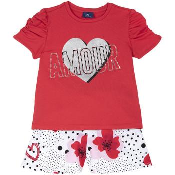 Odjeća Djevojčica Dječji kompleti Chicco 09073586000000 Crvena