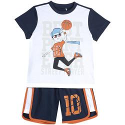 Odjeća Dječak  Dječji kompleti Chicco 09076967000000 Bijela