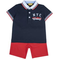 Odjeća Dječak  Dječji kompleti Chicco 09076822000000 Plava