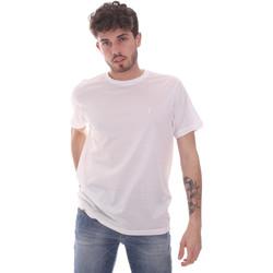 Odjeća Muškarci  Majice kratkih rukava Navigare NV71003 Bijela
