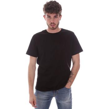 Odjeća Muškarci  Majice kratkih rukava Navigare NV71003 Crno