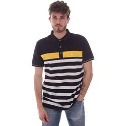 Odjeća Muškarci  Polo majice kratkih rukava Navigare NV70028 Plava