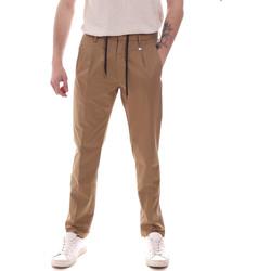 Odjeća Muškarci  Chino hlačei hlače mrkva kroja Antony Morato MMTR00603 FA900125 Bež