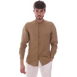 Odjeća Muškarci  Košulje dugih rukava Antony Morato MMSL00631 FA400074 Bež