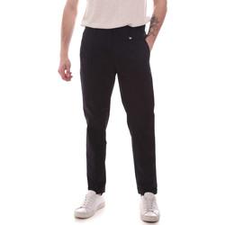 Odjeća Muškarci  Chino hlačei hlače mrkva kroja Antony Morato MMTR00603 FA900125 Plava