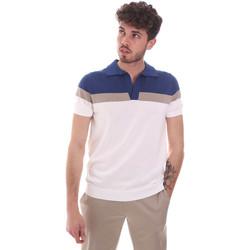 Odjeća Muškarci  Polo majice kratkih rukava Antony Morato MMSW01181 YA100063 Bijela