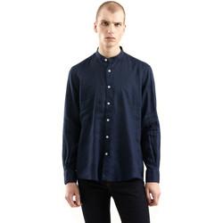 Odjeća Muškarci  Košulje dugih rukava Refrigiwear RM0C10100LI9110 Plava