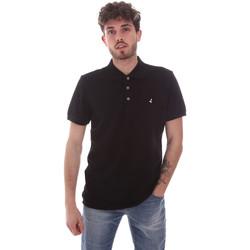 Odjeća Muškarci  Polo majice kratkih rukava Navigare NV82108 Crno