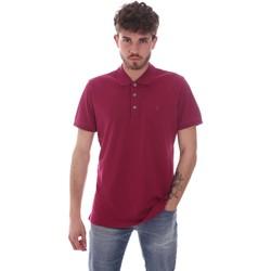 Odjeća Muškarci  Polo majice kratkih rukava Navigare NV82108 Crvena