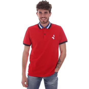 Odjeća Muškarci  Polo majice kratkih rukava Navigare NV82116 Crvena