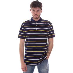 Odjeća Muškarci  Polo majice kratkih rukava Navigare NV70029 Plava