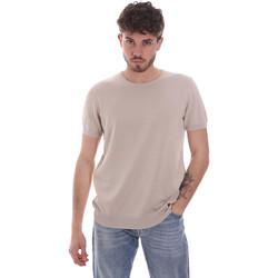 Odjeća Muškarci  Majice kratkih rukava Gaudi 111GU53004 Bež