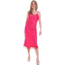 Odjeća Žene  Kratke haljine Cristinaeffe 0731 2475 Ružičasta