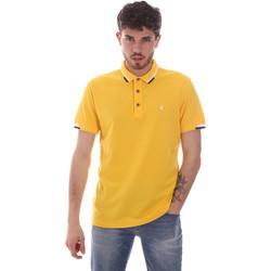 Odjeća Muškarci  Polo majice kratkih rukava Navigare NV82113 Žuta boja