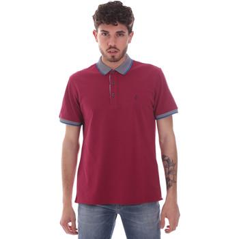 Odjeća Muškarci  Polo majice kratkih rukava Navigare NV82125 Crvena