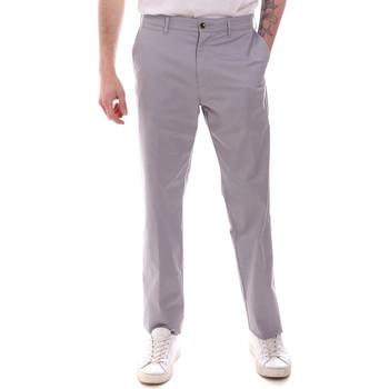 Odjeća Muškarci  Chino hlačei hlače mrkva kroja Navigare NV55223 Siva