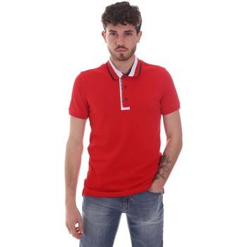 Odjeća Muškarci  Polo majice kratkih rukava Gaudi 111GU64105 Crvena