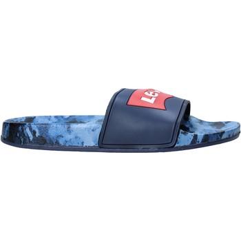Obuća Djeca Sportske natikače Levi's VPOL0070S Plava