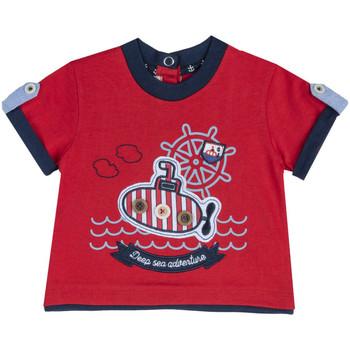 Odjeća Djeca Majice kratkih rukava Chicco 09067162000000 Crvena