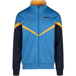 Odjeća Muškarci  Sportske majice Diadora 502176080 Plava