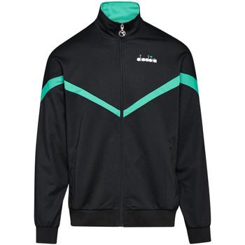 Odjeća Muškarci  Sportske majice Diadora 502176080 Crno