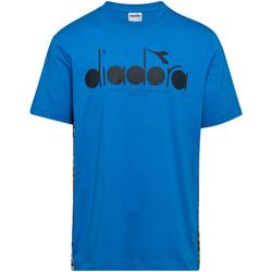 Odjeća Muškarci  Majice kratkih rukava Diadora 502176630 Plava