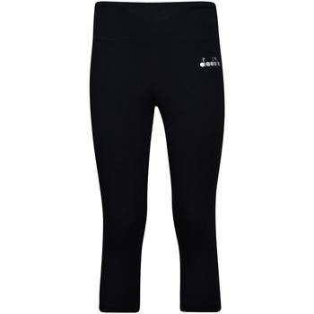 Odjeća Žene  Tajice Diadora 102175700 Crno
