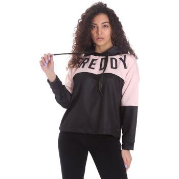 Odjeća Žene  Sportske majice Freddy S1WSDS9 Crno