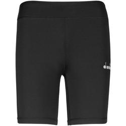 Odjeća Žene  Bermude i kratke hlače Diadora 102176130 Crno
