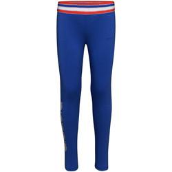 Odjeća Djevojčica Tajice Diadora 102175917 Plava