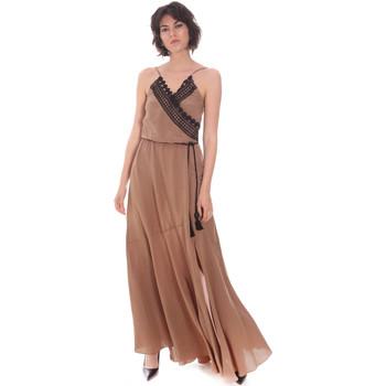 Odjeća Žene  Duge haljine Cristinaeffe 0704 2498 Bež