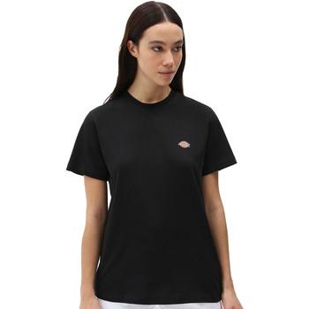 Odjeća Žene  Majice kratkih rukava Dickies DK0A4XDABLK1 Crno
