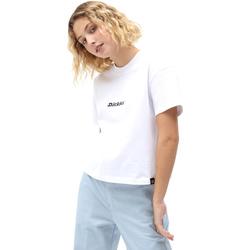 Odjeća Žene  Majice kratkih rukava Dickies DK0A4XBAWHX1 Bijela